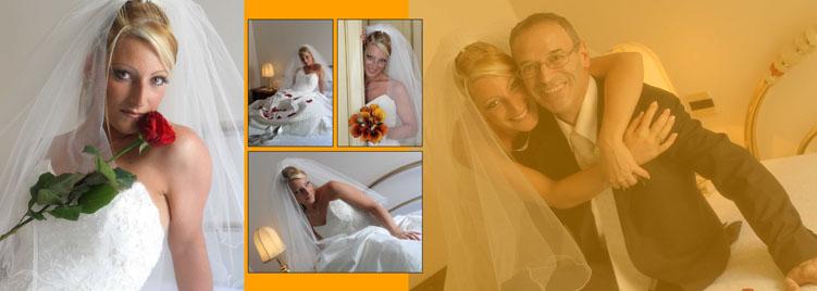L 39 album di matrimonio e il servizio fotografico degli for Album foto matrimonio